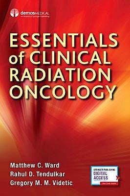 Portada del libro 9780826168542 Essentials of Clinical Radiation Oncology