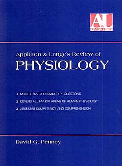 Portada del libro 9780838502747 Appleton & Lange's Review of Physiology
