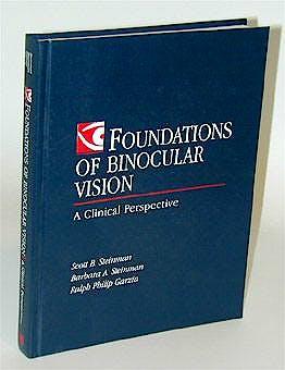 Portada del libro 9780838526705 Foundations of Binocular Vision. a Clinical Perspective