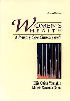 Portada del libro 9780838596401 Women`s Health: A Primary Care Clinical Guide