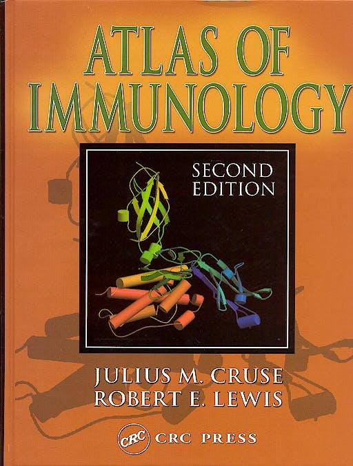 Portada del libro 9780849315671 Atlas of Immunology