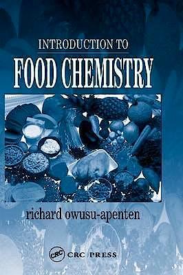 Portada del libro 9780849317248 Introduction to Food Chemistry