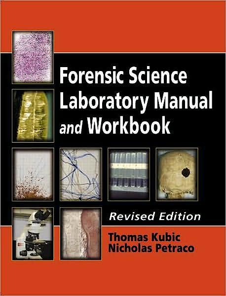 Portada del libro 9780849321320 Forensic Science Laboratory Manual and Workbook