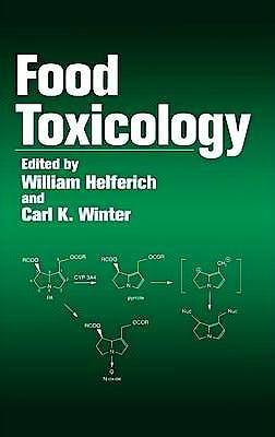 Portada del libro 9780849327605 Food Toxicology