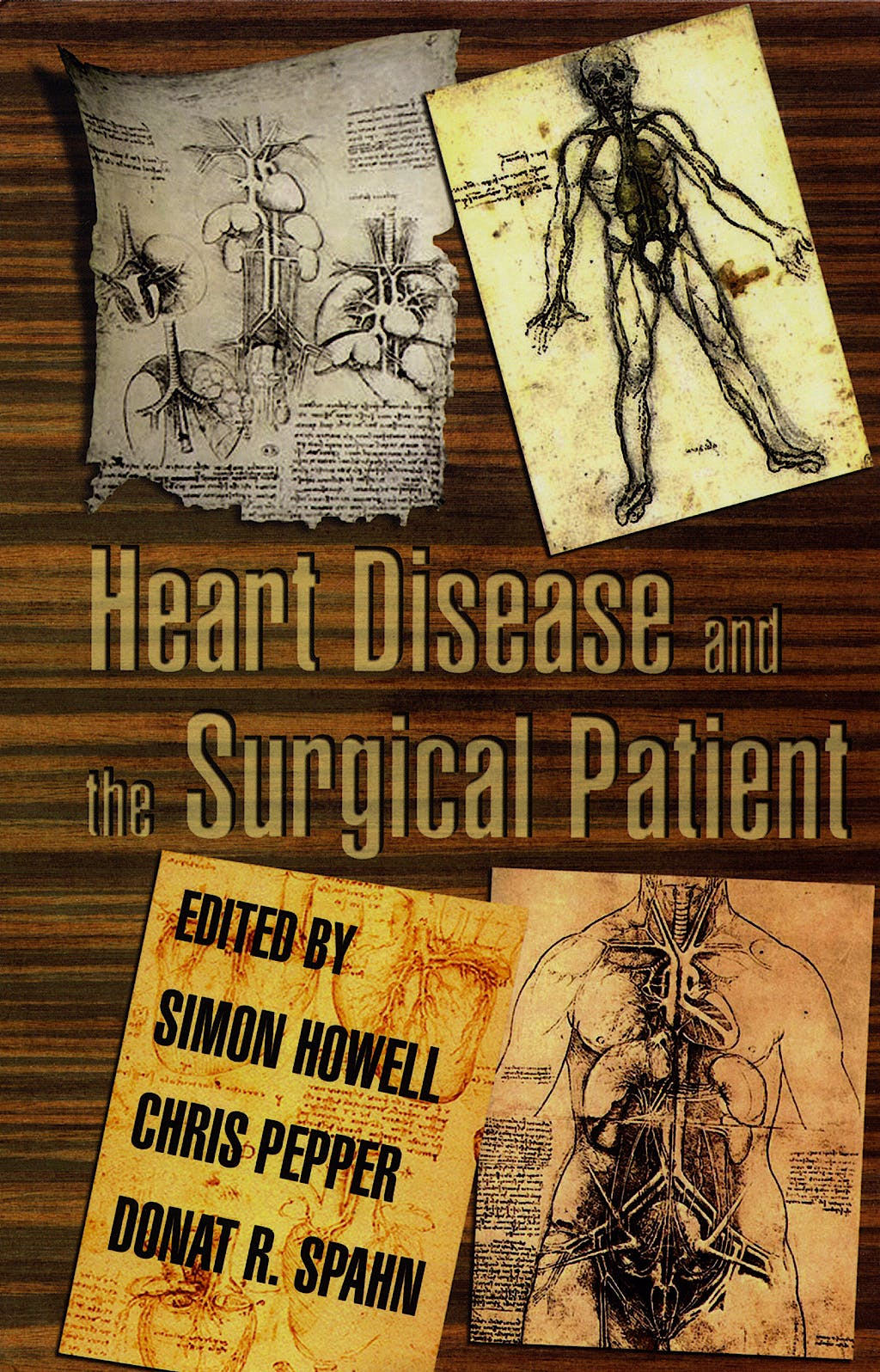 Portada del libro 9780849340918 Heart Disease and the Surgical Patient