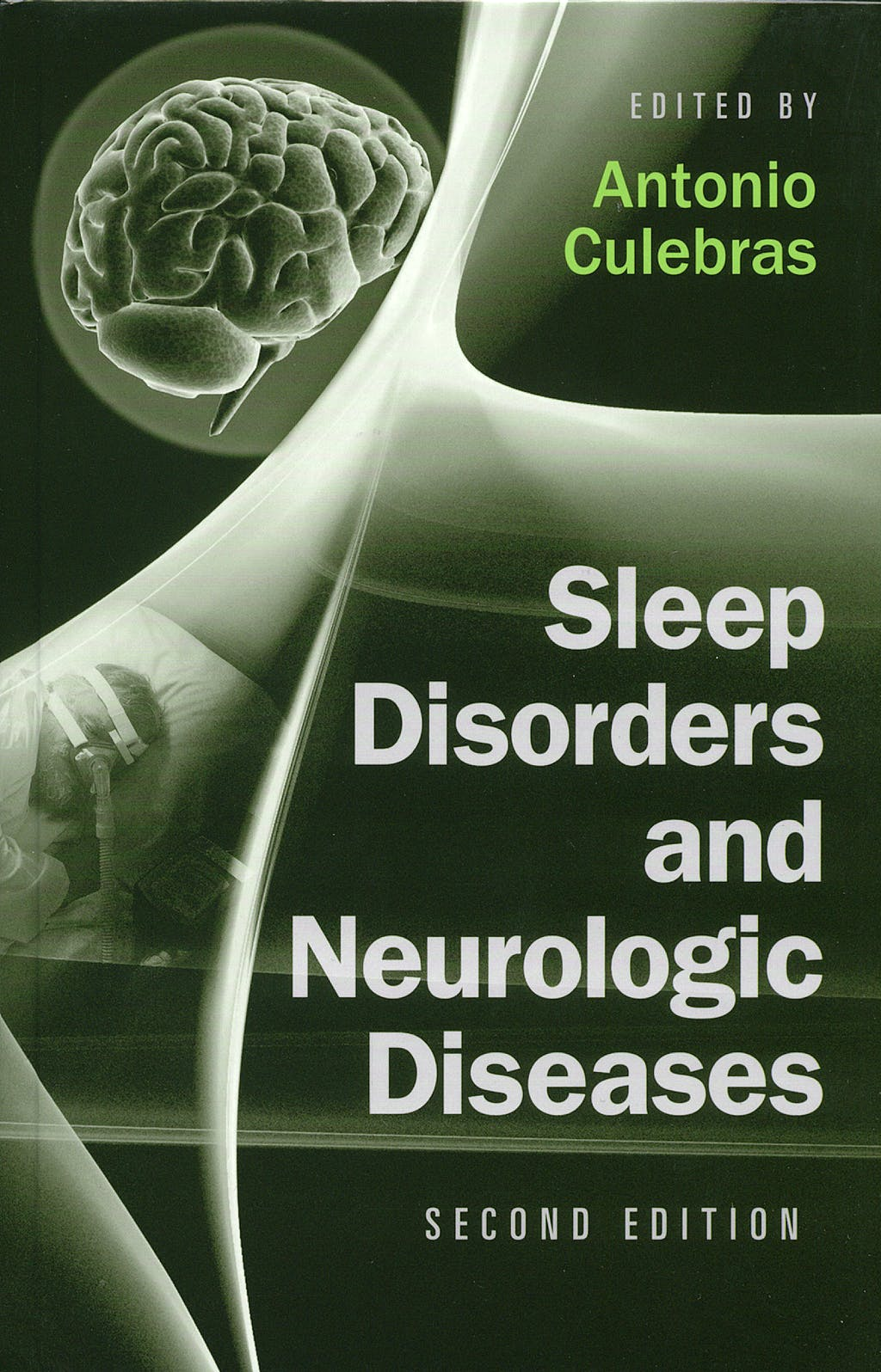 Portada del libro 9780849343247 Sleep Disorders and Neurologic Diseases