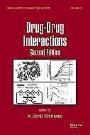 Portada del libro 9780849375934 Drug-Drug Interactions