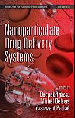 Portada del libro 9780849390739 Nanoparticulate Drug Delivery Systems