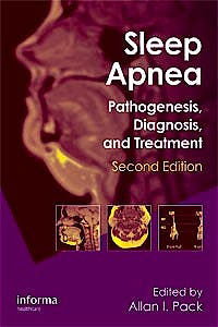 Portada del libro 9780849396977 Sleep Apnea. Pathogenesis, Diagnosis and Treatment (Lung Biology in Health and Disease, Vol. 231)