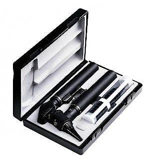 Set Oftalmoscopio-Otoscopio Riester Ri-Mini Negro