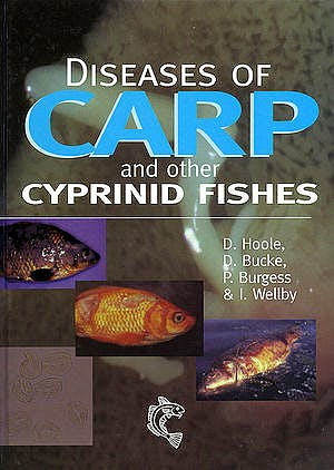 Portada del libro 9780852382523 Diseases of Carp and Other Cyprinid Fishes