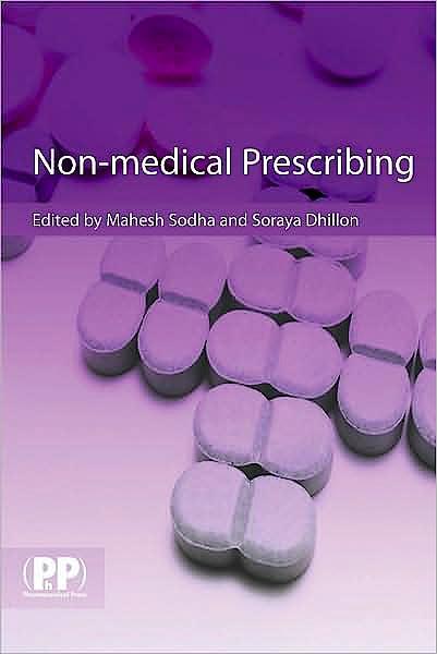 Portada del libro 9780853697688 Non-Medical Prescribing