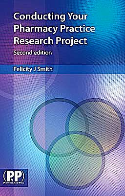 Portada del libro 9780853698692 Conducting Your Pharmacy Practice Research Project
