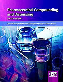Portada del libro 9780853699125 Pharmaceutical Compounding and Dispensing