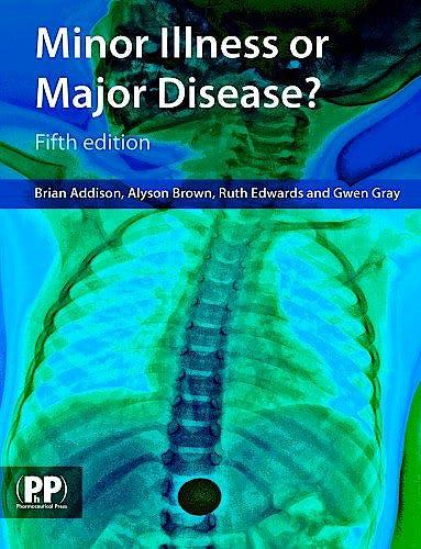 Portada del libro 9780853699613 Minor Illness or Major Disease?