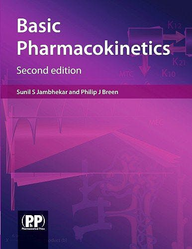 Portada del libro 9780853699804 Basic Pharmacokinetics