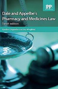 Portada del libro 9780853699897 Dale and Appelbe's Pharmacy and Medicines Law