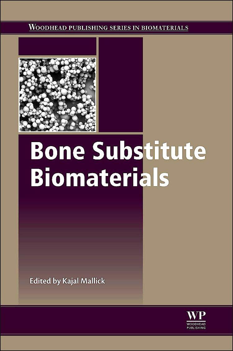 Portada del libro 9780857094971 Bone Substitute Biomaterials