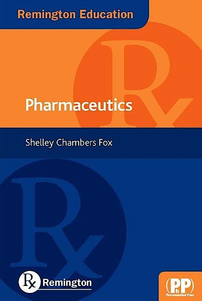 Portada del libro 9780857110701 Pharmaceutics (Remington Education)