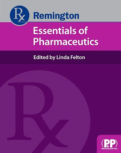 Portada del libro 9780857111050 Remington Essentials of Pharmaceutics