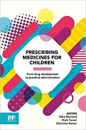 Portada del libro 9780857111357 Prescribing Medicines for Children. From Drug Development to Practical Administration