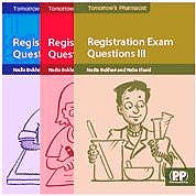 Portada del libro 9780857111517 Registration Exam Questions Package