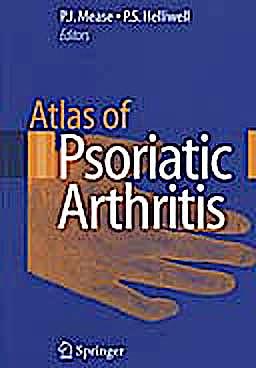 Portada del libro 9780857291745 Atlas of Psoriatic Arthritis