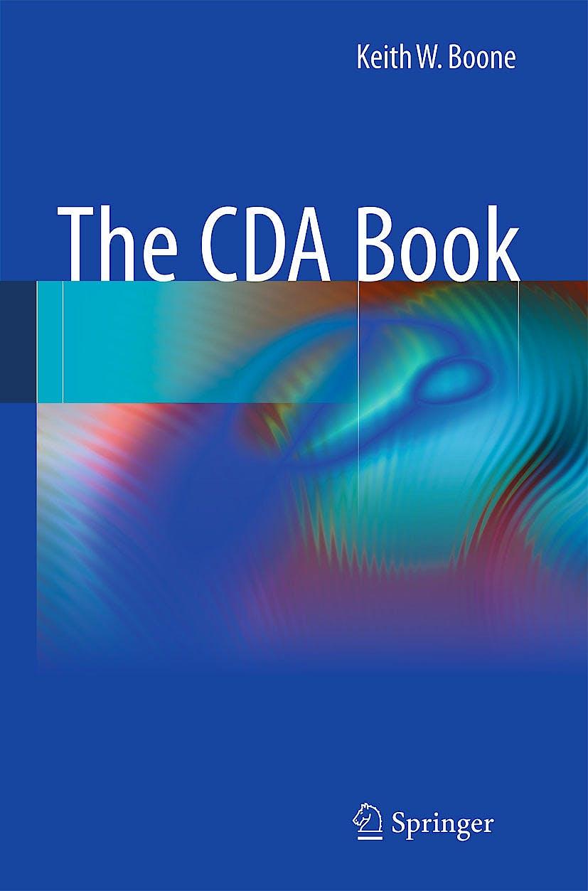 Portada del libro 9780857293350 The Cda Book