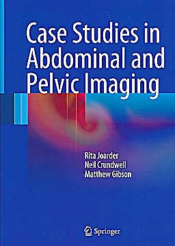 Portada del libro 9780857293657 Case Studies in Abdominal and Pelvic Imaging
