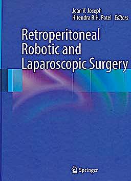 Portada del libro 9780857294845 Retroperitoneal Robotic and Laparoscopic Surgery