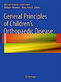 Portada del libro 9780857295484 General Principles of Children's Orthopaedic Disease