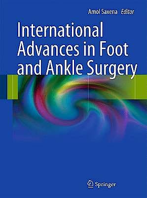 Portada del libro 9780857296085 International Advances in Foot and Ankle Surgery