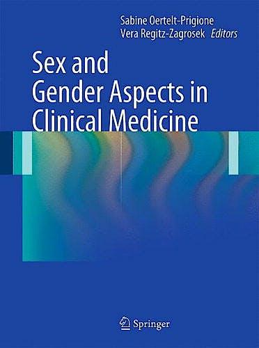 Portada del libro 9780857298317 Sex and Gender Aspects in Clinical Medicine