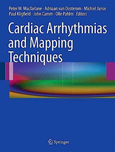 Portada del libro 9780857298768 Cardiac Arrhythmias and Mapping Techniques