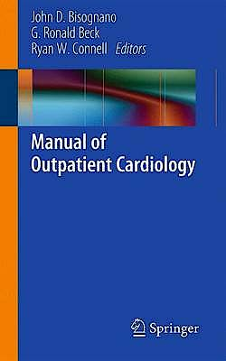 Portada del libro 9780857299437 Manual of Outpatient Cardiology