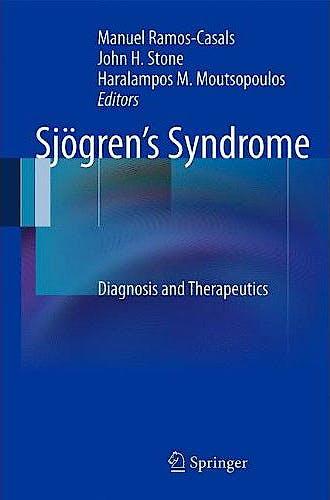 Portada del libro 9780857299468 Sjogren's Syndrome. Diagnosis and Therapeutics