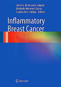 Portada del libro 9780857299901 Inflammatory Breast Cancer