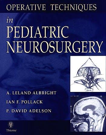 Portada del libro 9780865778467 Operative Techniques in Pediatric Neurosurgery
