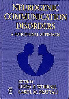Portada del libro 9780865778689 Neurogenic Communication Disorders
