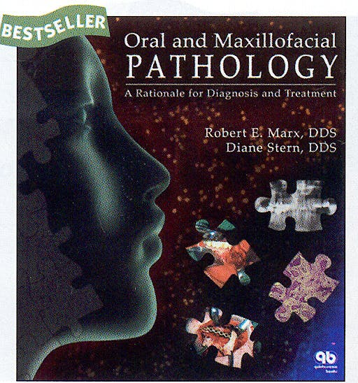 Portada del libro 9780867153903 Oral and Maxillofacial Pathology: A Rationale for Diagnosis & Treatmen