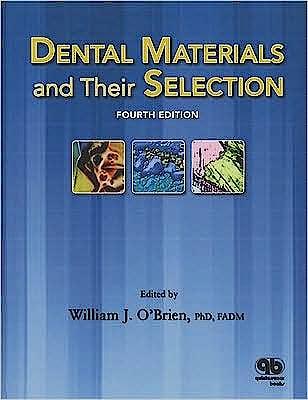 Portada del libro 9780867154375 Dental Materials and Their Selection
