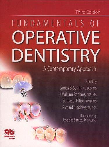 Portada del libro 9780867154528 Fundamentals of Operative Dentistry. a Contemporary Approach