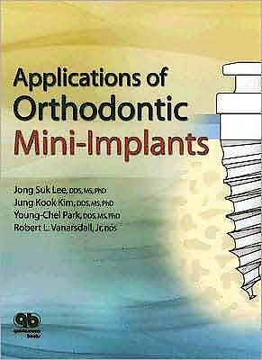 Portada del libro 9780867154658 Applications of Orthodontic Mini Implants