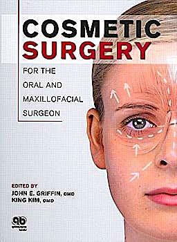 Portada del libro 9780867154900 Cosmetic Surgery for the Oral and Maxillofacial Surgeon