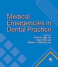 Portada del libro 9780867155693 Medical Emergencies in Dental Practice