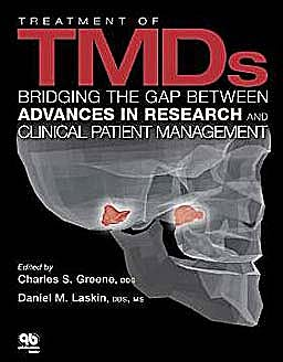 Portada del libro 9780867155860 Treatment of TMDs. Bridging the Gap between Advances in Research and Clinical Patient Management