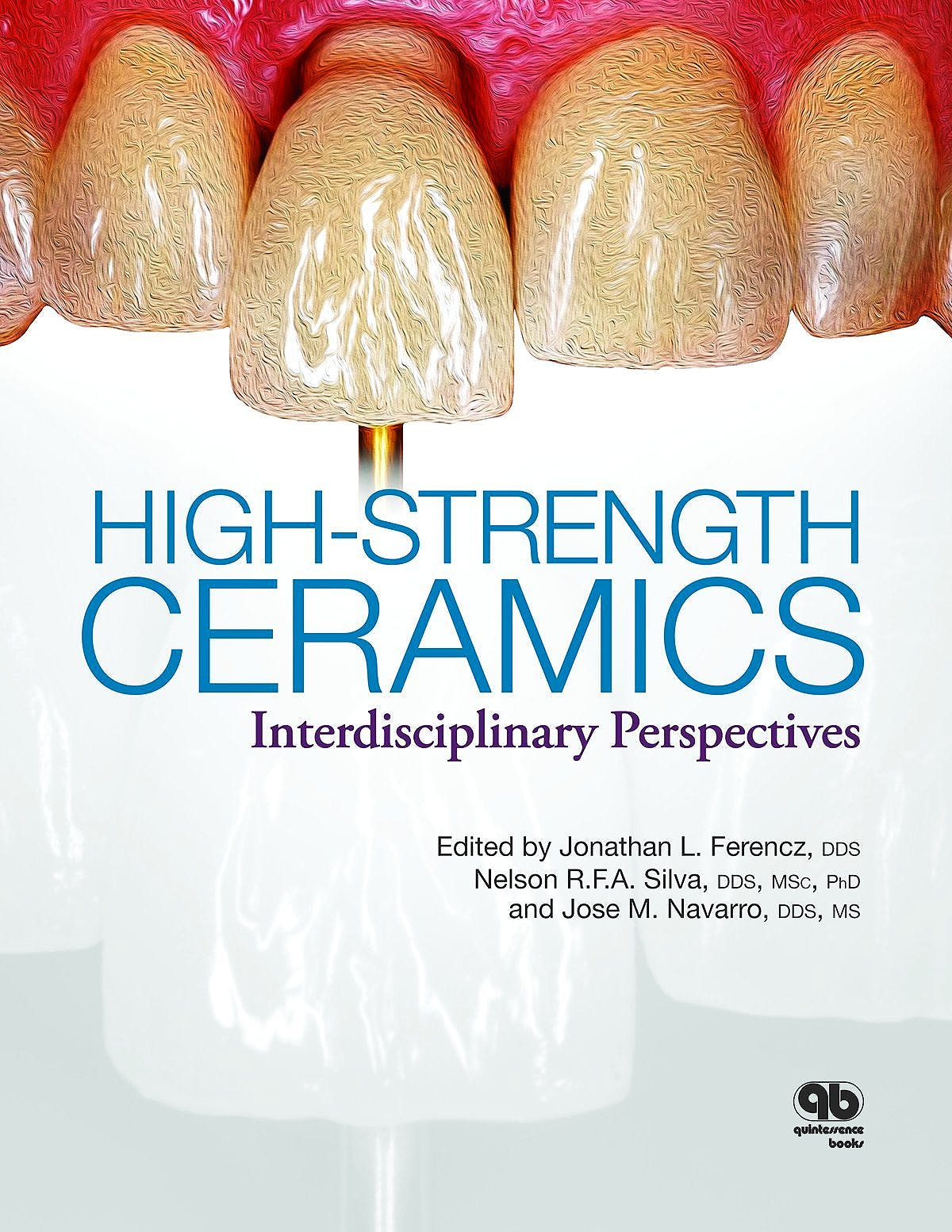 Portada del libro 9780867156393 High-Strength Ceramics. Interdisciplinary Perspectives