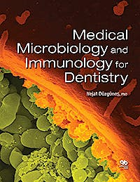 Portada del libro 9780867156478 Medical Microbiology and Immunology for Dentistry