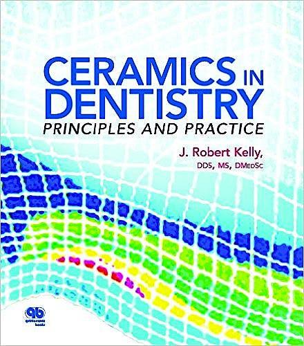 Portada del libro 9780867156539 Ceramics in Dentistry. Principles and Practice