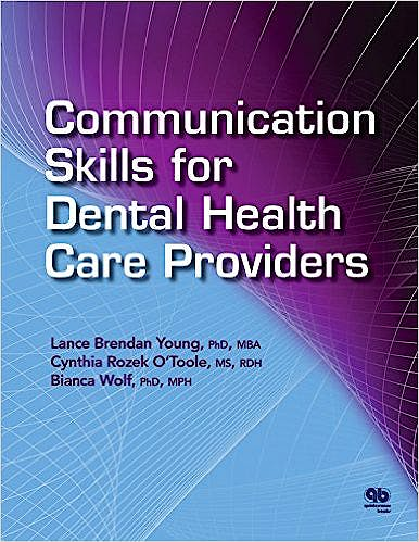 Portada del libro 9780867156904 Communication Skills for Dental Health Care Providers